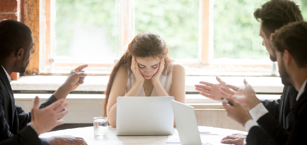 How bullying brings your workplace down