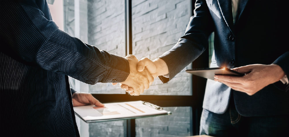 What to include in a business partnership agreement