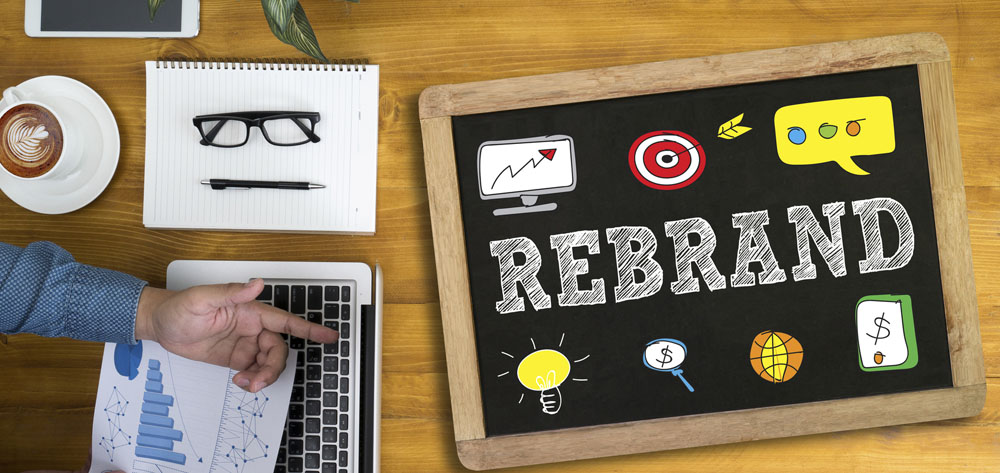 Things to consider before rebranding your business