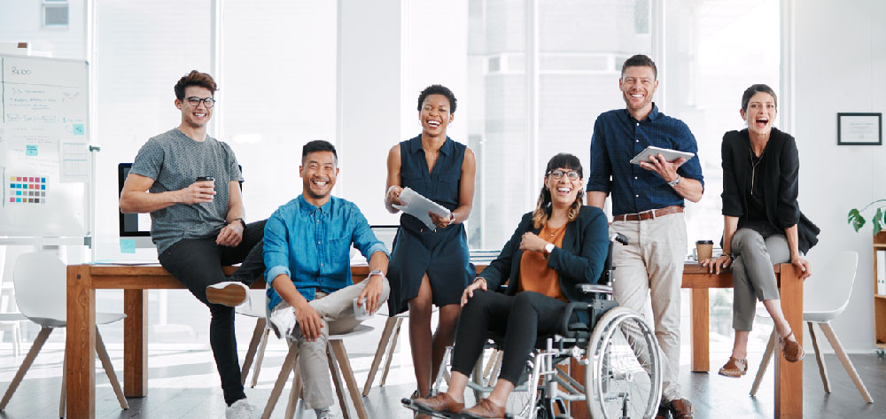 All about diversity and inclusion in the workplace